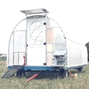 Model 300 Mobile Chicken House