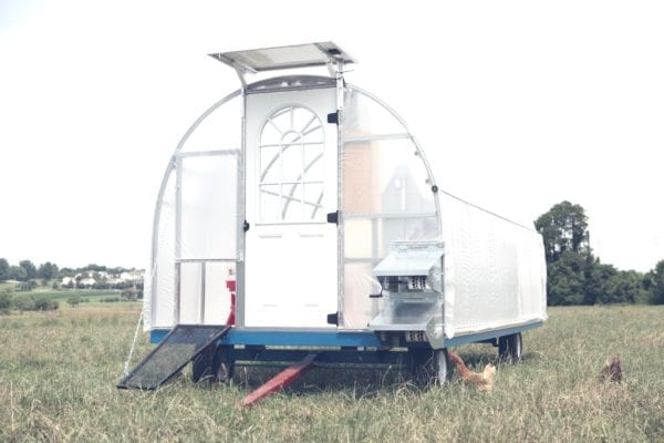 Model 300 Mobile Chicken House